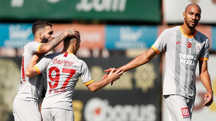 Galatasaray - İstanbulspor: 3-2