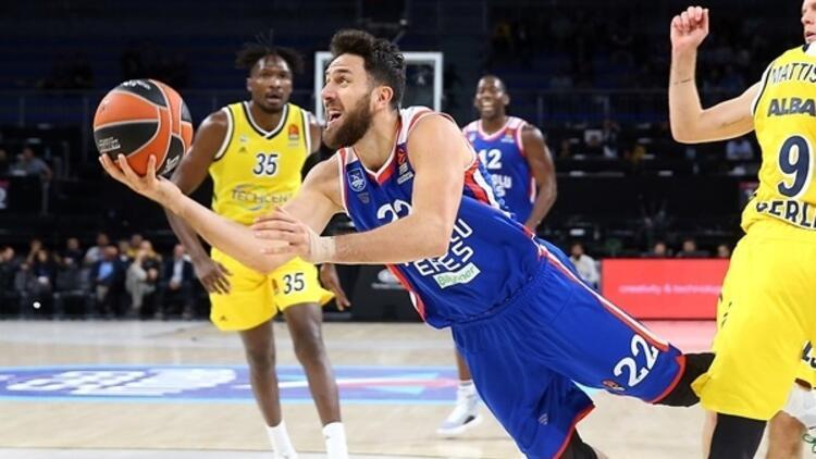Euroleague'de haftanın MVP'si Anadolu Efes'ten Vasilije Micic!