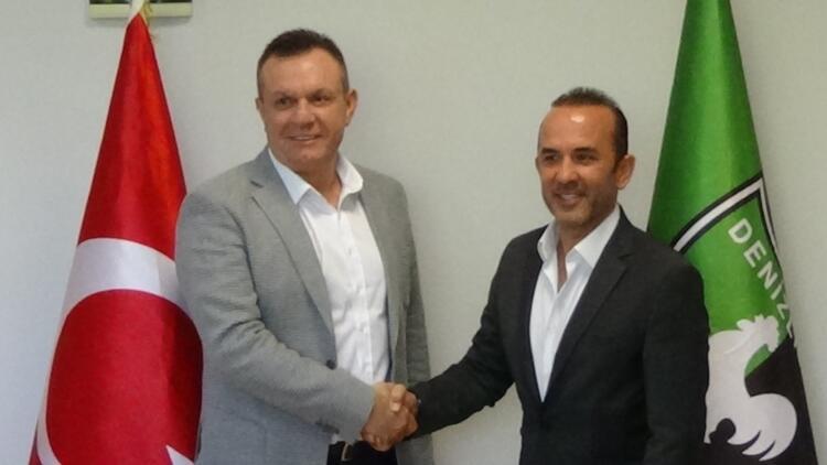 """Denizlispor'da Özdilek dönemi resmen başladı! """"F.Bahçe maçı için..."""""""