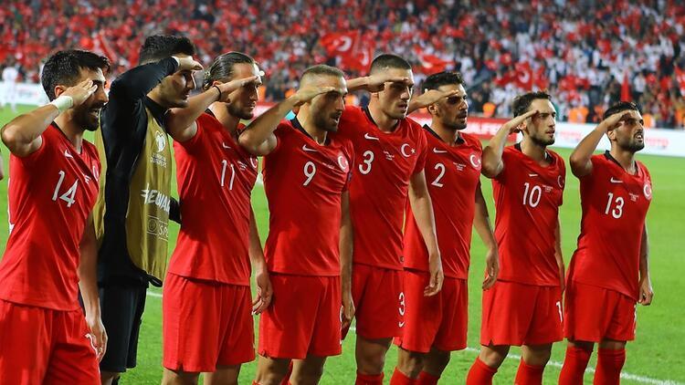 UEFA'dan ilginç açıklama: Asker selamını soruşturacağız