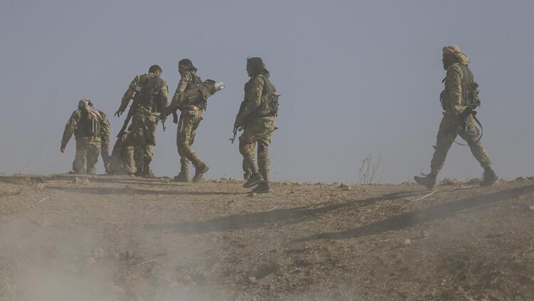 Son dakika… Tel Abyad teröristlerden kurtarıldı
