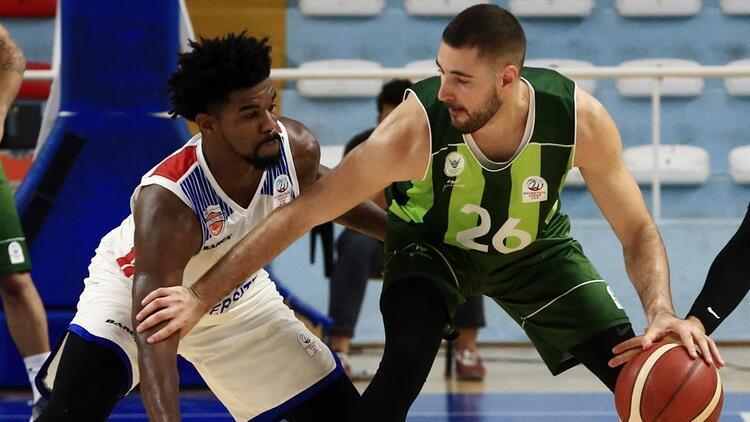 Arel Üniversitesi Büyükçekmece Basketbol: 64 - OGM Ormanspor: 84