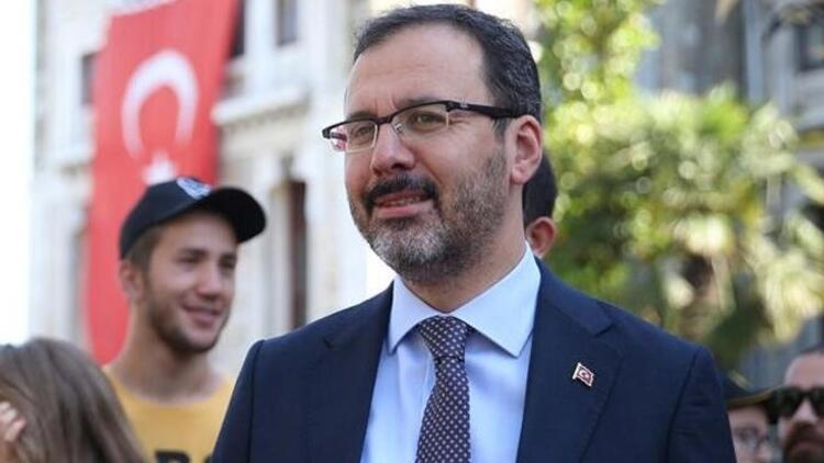 Bakan Kasapoğlu'ndan Ahmet Önder'e tebrik