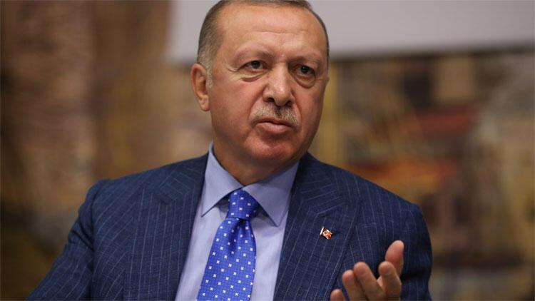 Son dakika... Cumhurbaşkanı Erdoğan: 'Amerika'yı, Batı'yı tahrik etmek istiyorlar'