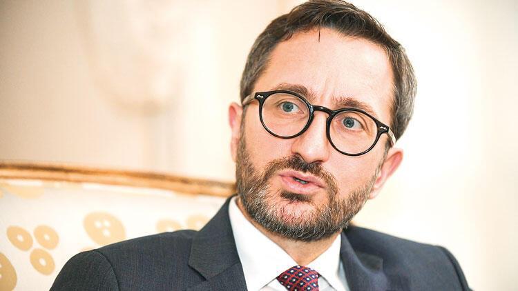 Fahrettin Altun: Terör örgütü kullanışlı olmaktan çıktı