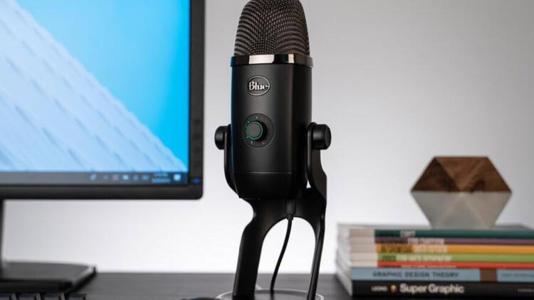 Logitech, yeni profesyonel mikrofonu Yeti X'i tanıttı