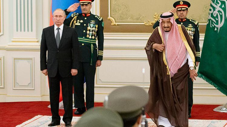 Rusya ve Suudi Arabistan imzaları attı