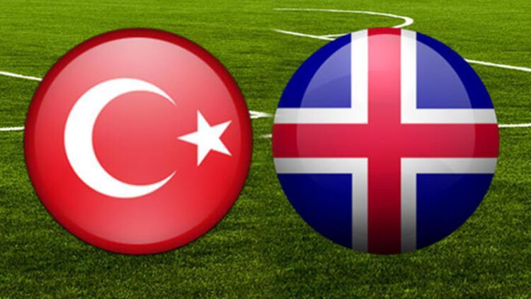 Türkiye İzlanda maçı ne zaman saat kaçta hangi kanalda yayınlanacak?
