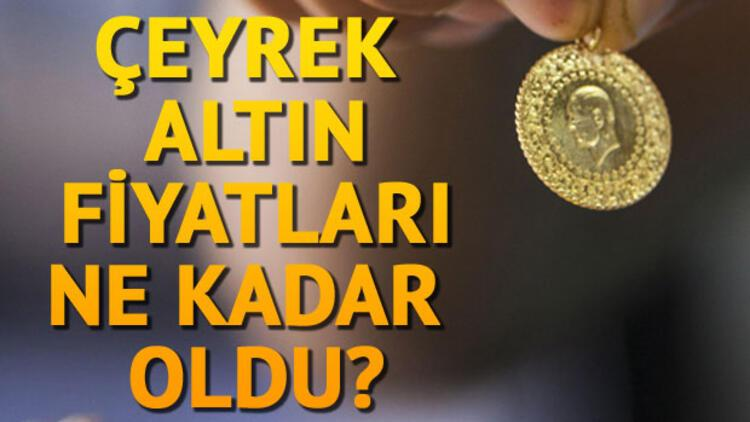 Altın fiyatları 15 Ekim Salı günü ne kadar oldu? 1 Gram altın kaç TL?