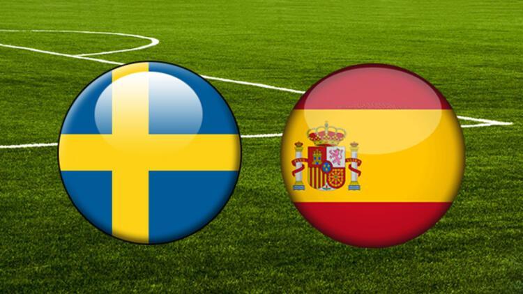 İsveç İspanya maçı ne zaman saat kaçta hangi kanalda?