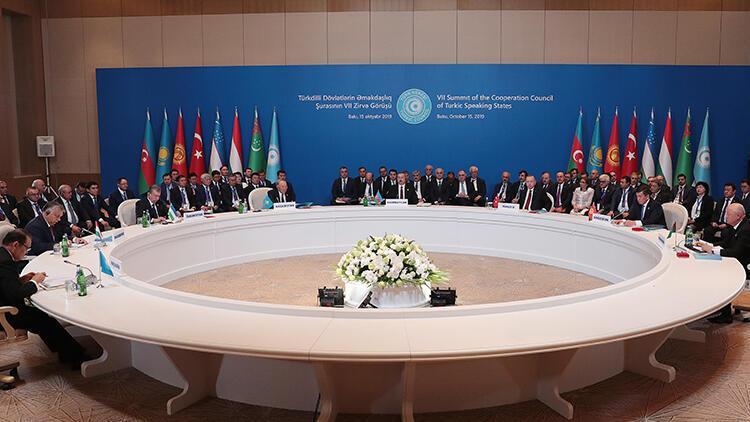 Son dakika... Türk Konseyi Liderler Zirvesi ortak bildirisinde Barış Pınarı Harekatı kararı
