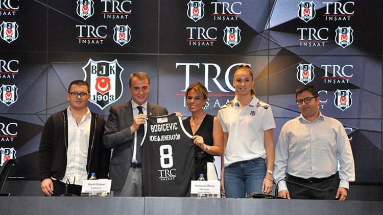 Beşiktaş Kadın Basketbol Takımı'na isim sponsoru