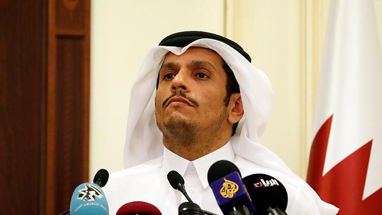 Katar'dan Barış Pınarı Harekatı'na tam destek!