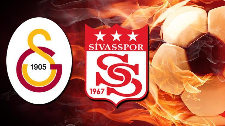 Galatasaray Sivasspor maçı ne zaman, saat kaçta?