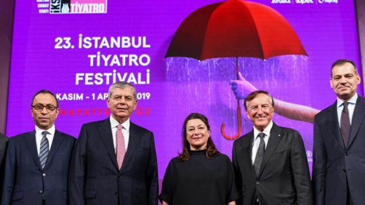 23. İstanbul Tiyatro Festivali'nde ödül gecesi