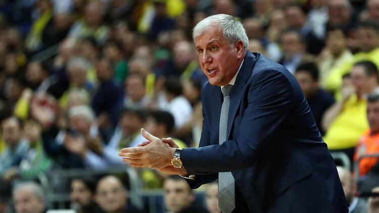 """Obradovic: """"Baskonia maçını kazanabilmek için..."""""""
