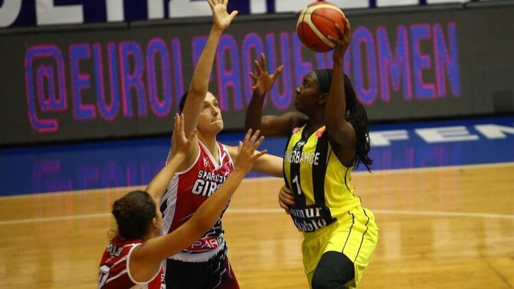 Fenerbahçe Öznur Kablo: 86 - Spar Citylift Girona: 82
