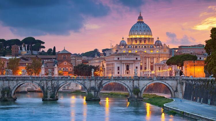 Sokakları tarih ve sanat kokan şehir: Roma