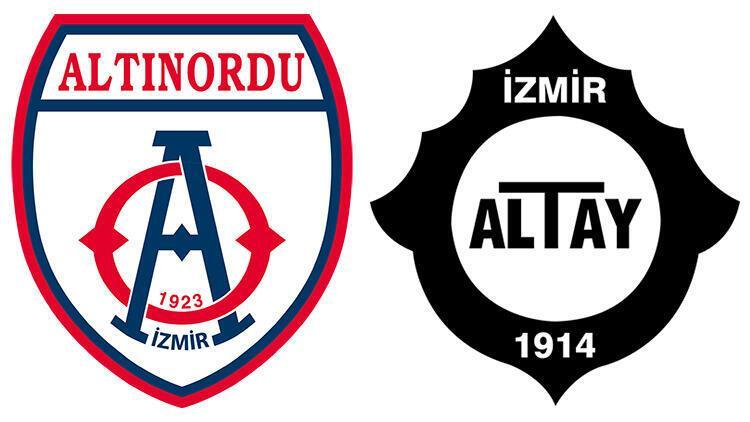 İzmir'de ilklerin derbisi! Altınordu, Altay'a karşı...