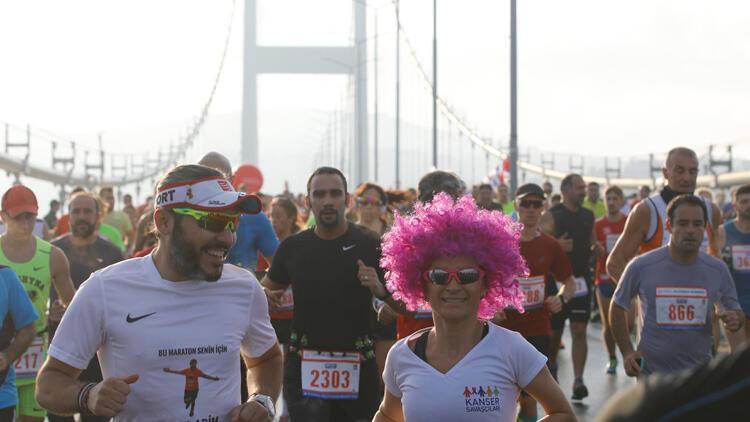 Vodafone 41. İstanbul Maratonu rekora koşacak