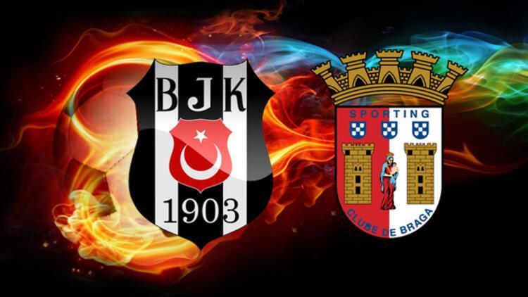 Beşiktaş Braga maçı ne zaman, saat kaçta hangi kanalda?