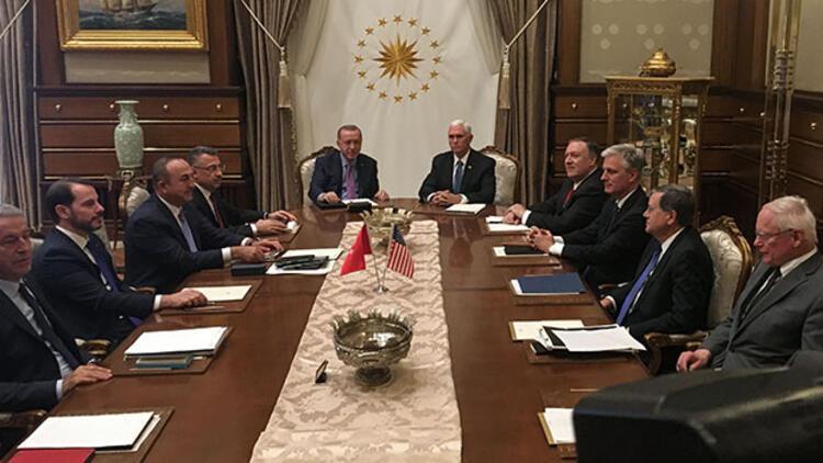 Dünyanın izlediği zirvenin ardından Türkiye ve ABD'den ortak açıklama