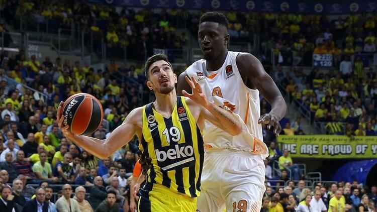 Fenerbahçe Beko 87-80 Baskonia