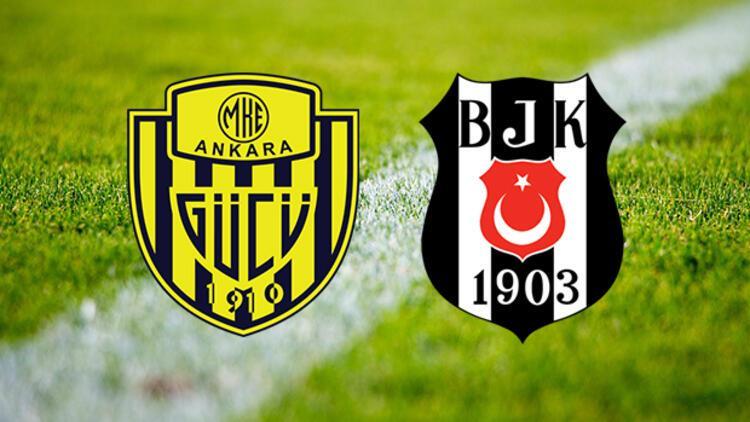 MKE Ankaragücü Beşiktaş maçı ne zaman, saat kaçta ve hangi kanalda?