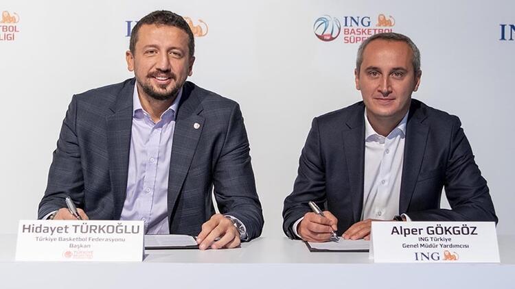 ING, Basketbol Süper Ligi'nin isim sponsoru oldu!