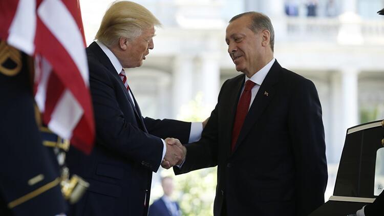 Son dakika... Erdoğan'dan görüşme ile ilgili açıklama: Güvenli bölgeyi görüştük