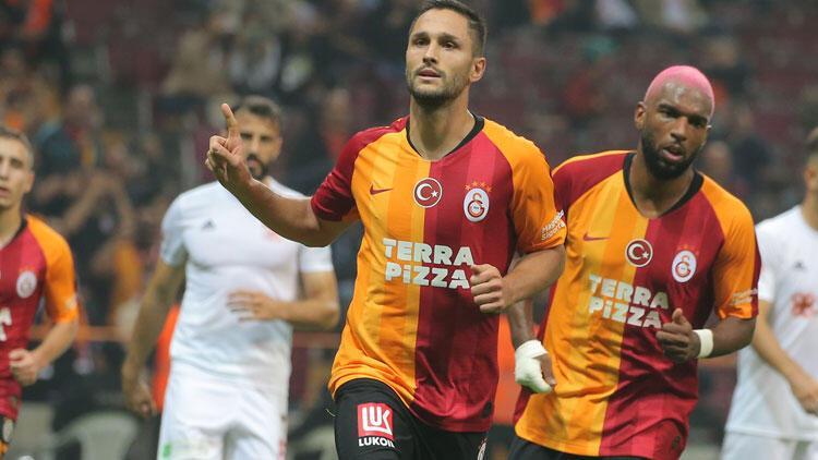 Galatasaray -  Demir Grup Sivasspor: 3-2