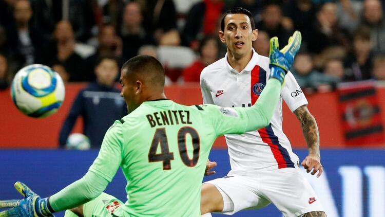 PSG'den Nice deplasmanında farklı zafer