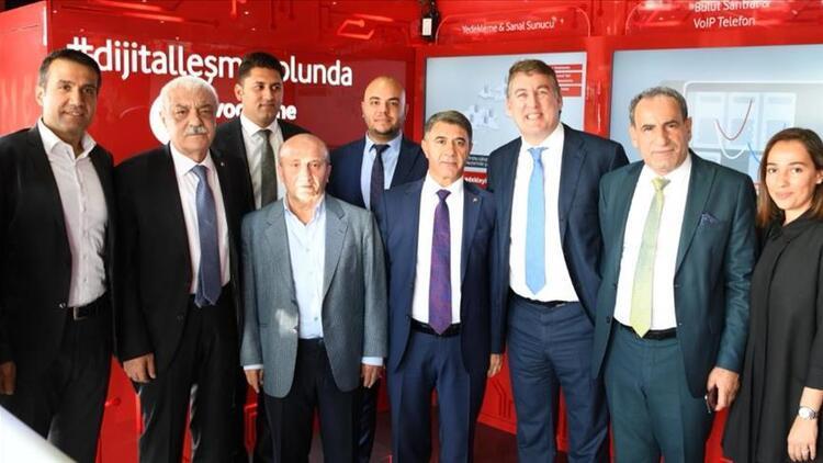 Vodafone ve TOBB, Diyarbakır'da KOBİ'lerle buluştu