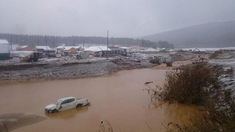Rusya'da baraj çöktü... Çok sayıda ölü ve yaralı