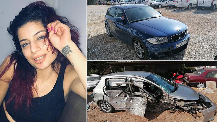19 yaşındaki Seher'in hayatını kaybettiği kazada şok gelişme