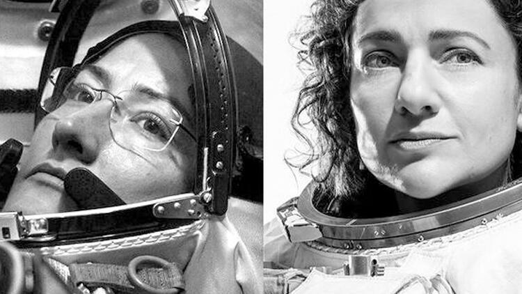 NASA'da tarihi an; Kadın ekip başardı