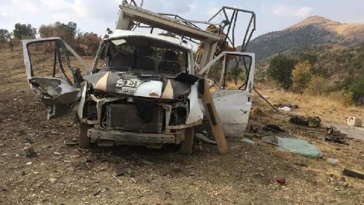 PKK'lı teröristler, orman işçilerine saldırdı: 6 yaralı
