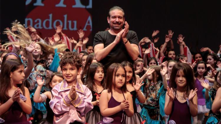 Anadolu Ateşi Dans Okulları'nda eğitim başladı