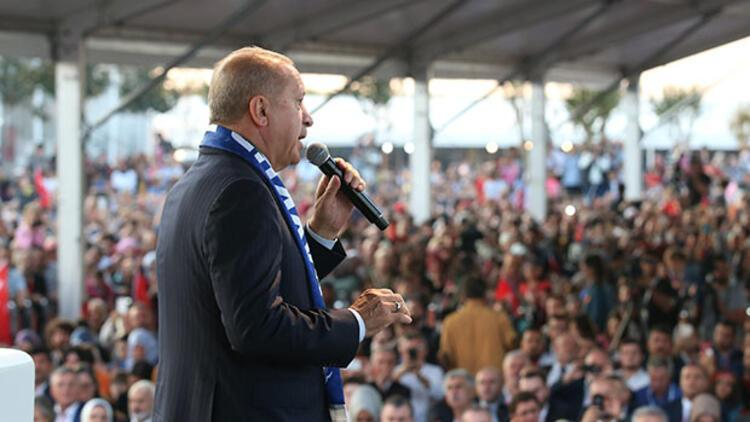 Erdoğan'dan net mesaj: Uyulmazsa harekata devam ederiz