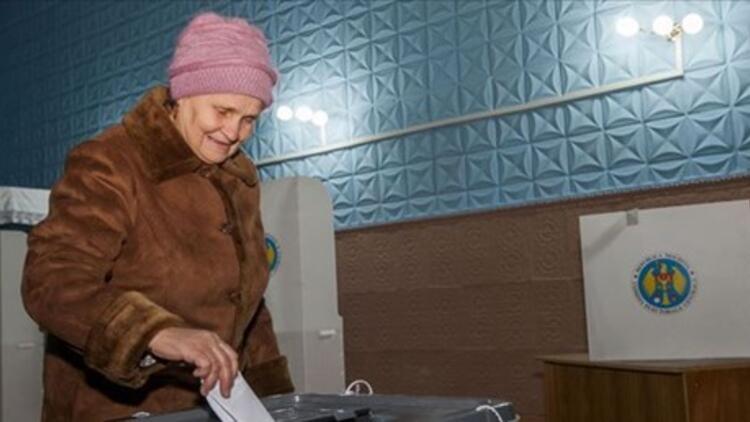 Moldova'da oy verme işlemi sona erdi