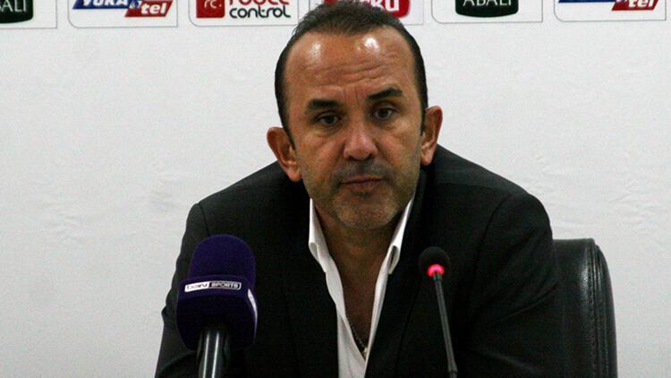 """Mehmet Özdilek: """"Bir pozisyon ile gol yedik"""""""