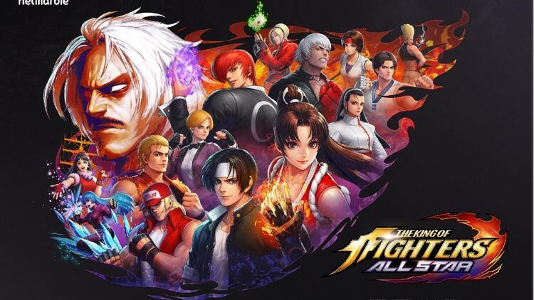 The King of Fighters ALLSTAR esporun yeni yıldızı olmaya aday