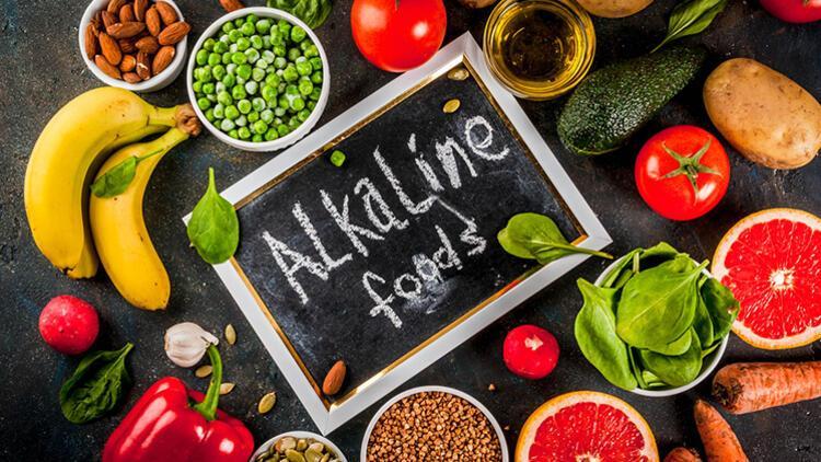 Alkali Beslenme Sağlık İçin Gerçekten Faydalı mı?
