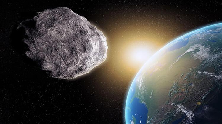 NASA, 650 metrelik bir asteroidin dünyaya yaklaştığını duyurdu