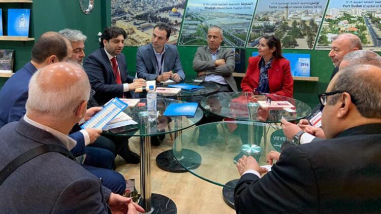 İstanbul Fellowship programı Frankfurt'ta tanıtıldı