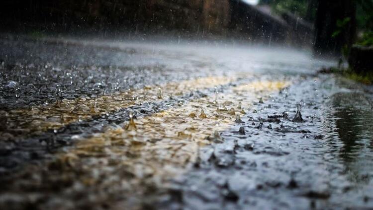 Meteorolojiden sağanak uyarısı! 22 Ekim Salı günü hava durumu raporu