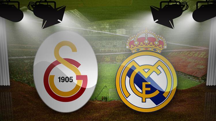 Galatasaray Real Madrid maçı istatistikleri! Galatasaray Real Madrid maçı hangi kanalda?