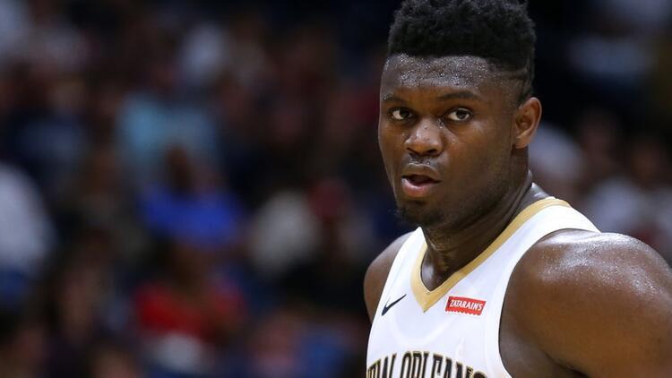 New Orleans Pelicans'a şok haber! Zion Williamson...