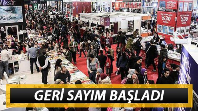 İstanbul Kitap Fuarı ne zaman başlayacak?