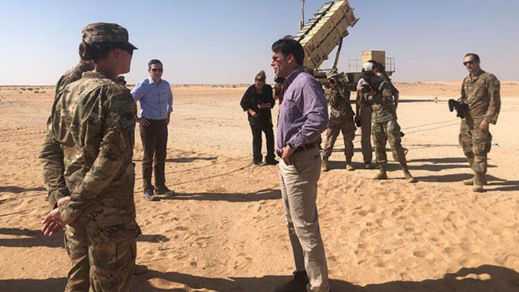 """""""Bir NATO müttefikine karşı Kürtleri savunmak üzere görevlendirilmedik"""""""